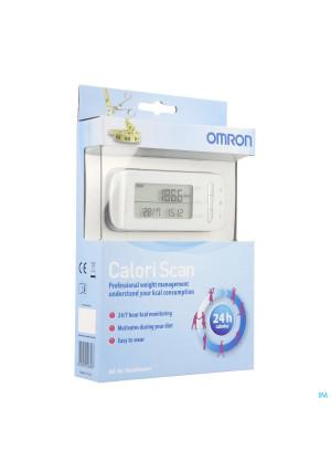 Omron Caloriscan Blanc Compteur Pas Monit.activite2982544-20