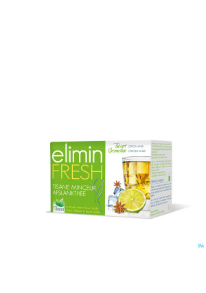 Elimin Fresh Citron-anis Sach Infusions 242983286-20