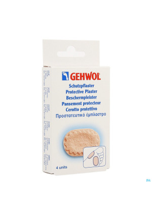 Gehwol Pansement Protection Ovale 43013893-20