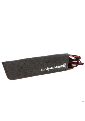Sunreader Lunettes Lectures Solaire +3.50 Brown3016854-20