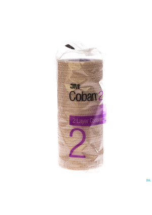 Coban 2 3m Bande Compression 15,0cmx2,70m 1 200263019460-20