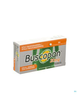 Buscopan 20mg Comp Pell 303026226-20