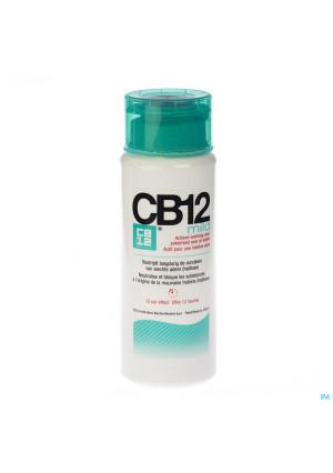 Cb12 Mild Taste Menthe Eau Buccale 250ml3028719-20