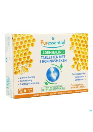 Puressentiel Respiratoire Pastilles 3 Miels 243034493-20