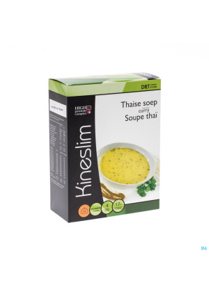 Kineslim Soupe Thai Curry Pdr 4x25g3037140-20