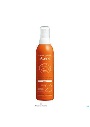 Avene Sol Spray Ip20 S/paraben 200ml3038049-20
