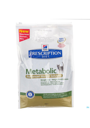 Prescription Diet Feline Metabolic 4kg3040714-20