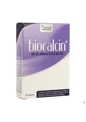 Biocalcin Caps 303049020-20