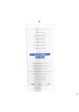 Euromed 10x25cm 5 Pansement Dile Steril3056116-20