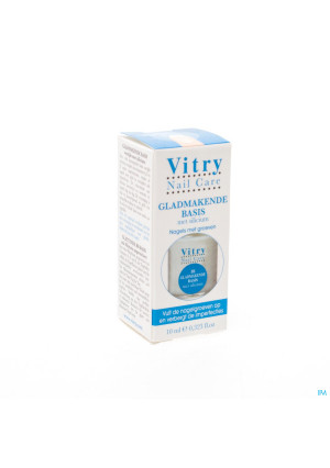 Vitry Bb Base Lissante Ongles 10ml3058310-20