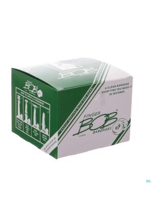 Finger Bob Large Blanc 50 Covarmed3068103-20