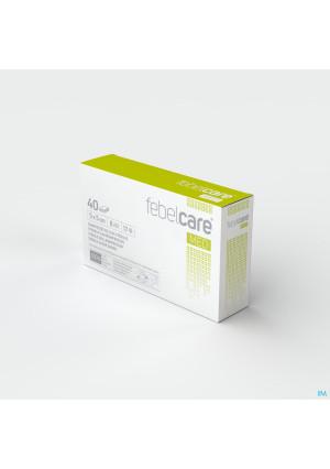 Febelcare Compresse Gaze Sterile 5,0x 5,0cm 40x13093242-20