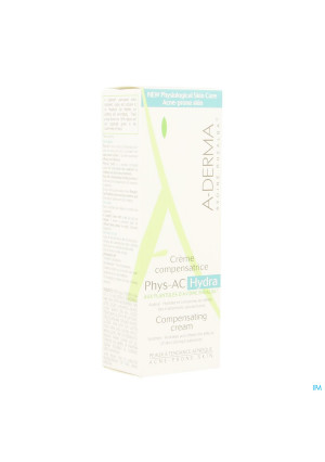 Aderma Phys-ac Hydra Creme Tube 40ml3097672-20