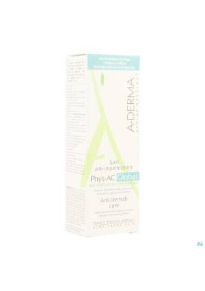 Aderma Phys-ac Global Cr A/imperfection Tube 40ml3097698-20