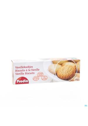 Prodia Biscuit Vanille + Edulcorant 125g 62663115136-20
