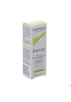 Exfoliac Roll On Soin Ai Action Ciblee 5ml3115227-20