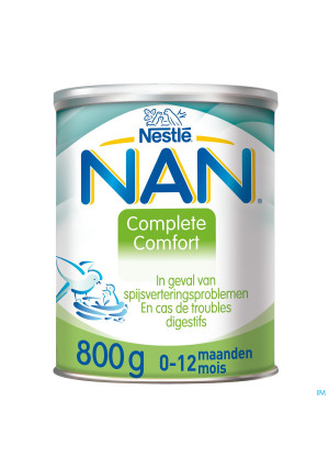 Nan Complete Comfort Lait Nourrisson Pdr 800g3115599-20