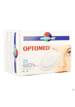 Optomed Cp Oculaire Adh S/latex 96x66mm 25 701193118601-20