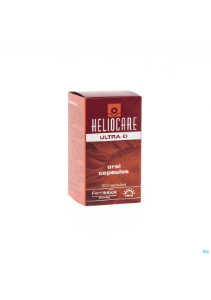 Heliocare Ultra-d Pot Caps 30 Rempl.25913113121092-20