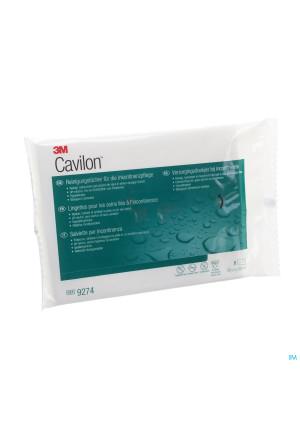 Cavilon Lingettes Soin Incontinence 8 92743126935-20