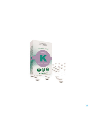 Soria Potassium K retard 20 tabl.3135597-20
