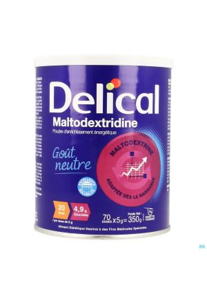Delical Maltodextridine Pdr 350g3140845-20