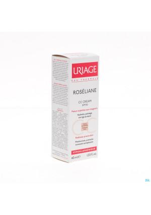 Uriage Roseliane Cc Cream Ip30 Tube 40ml3143724-20