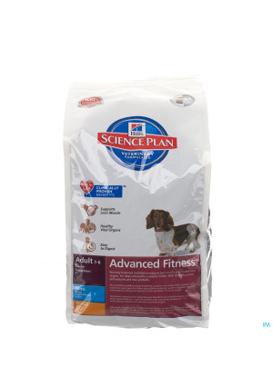 Science Plan Canine Adult Mini Chicken 2,5kg3144979-20