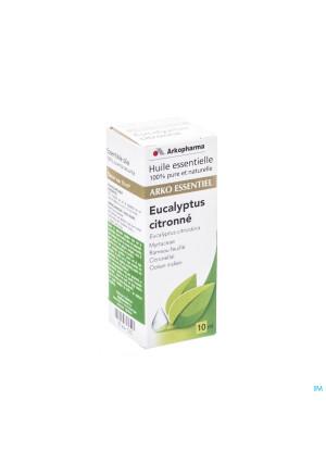 Arko Essentiel Eucalyptus Citronne 10ml3146123-20