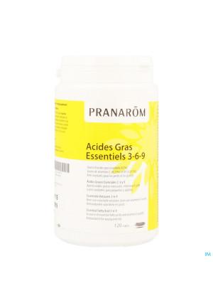 Acides Gras Essentiels 3-6-9 Caps 120 Pranarom3146396-20