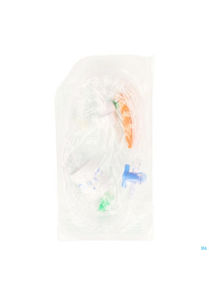 Dialex Tuyau Perfusion + Debit Regl.295cm 11015503150166-20
