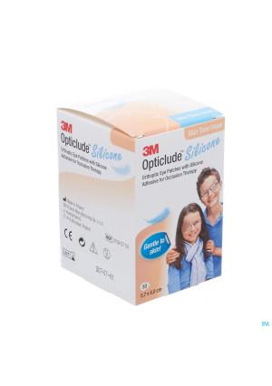 Opticlude 3m Silicone Eye Patch Skin Tone Maxi 503152683-20