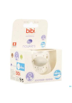 Bibi Noukies Sucette Dental Stars Ng 6-16m3154465-20