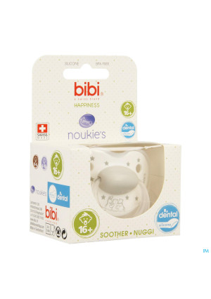 Bibi Noukies Sucette Dental Stars Ng +16m3154473-20