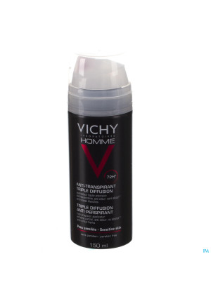 Vichy Homme Deo Tri-spray 72h 150ml3164746-20