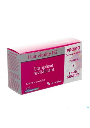 Hair Vitality Pg Pharmagenerix Caps 3x60 Promo3166980-20