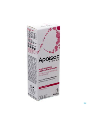Apaisac Biorga Creme A/rouge Apaisante Tube 40ml3173804-20