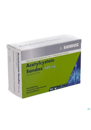 Acetylcystein Sandoz 600mg Comp Eff. 603174166-20