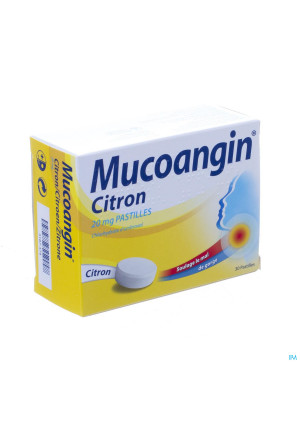 Mucoangin Citron Past A Sucer 30x20mg3187374-20