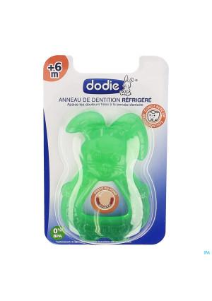 Dodie Anneau Dentition Refrigere Lapin Vert3187887-20