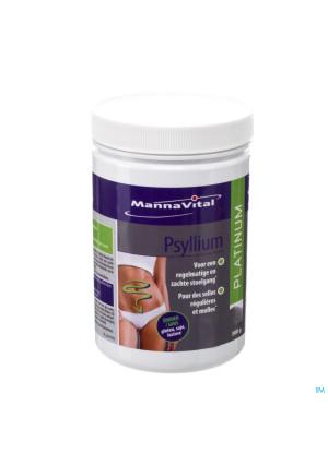 Mannavital Psyllium Platinum Pdr 300g3194693-20