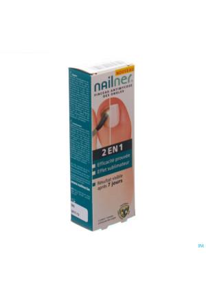 Nailner Brush 2in1 5ml3195617-20