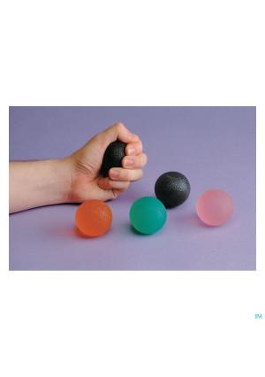 Balle Exercice Gel Doigts-main Mi Mou Vert Advys3196441-20