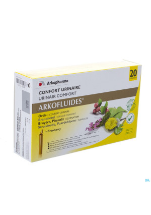 Arkofluide Confort Urinaire Unicadose 203202298-20