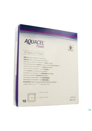 Aquacel Pans Mousse Adh Hydrofiber 17,5x17,5cm 103207289-20