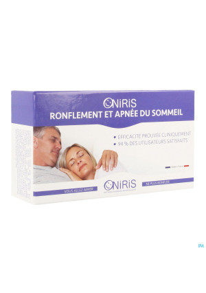 Oniris Orthese A/ronflement 23208865-20