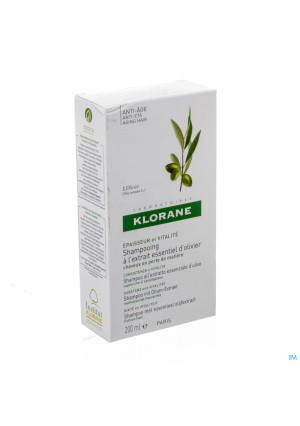Klorane Capil. Sh Olivier 200ml3212206-20