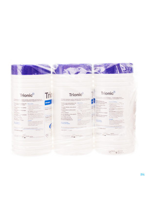 Trionic Wipes Lingettes 200 3p 3x2003213485-20