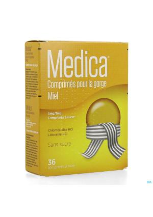 Medica Comprimes Gorge Miel Comp A Sucer 363216462-20