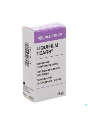 Liquifilm Tears Solution Sterile Nf 15ml3216769-20
